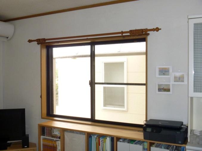 リビング 腰窓:施工前