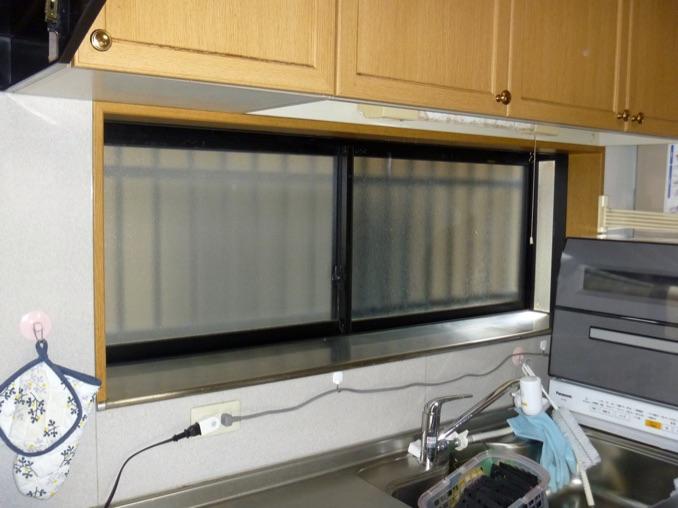 キッチン 出窓:施工前