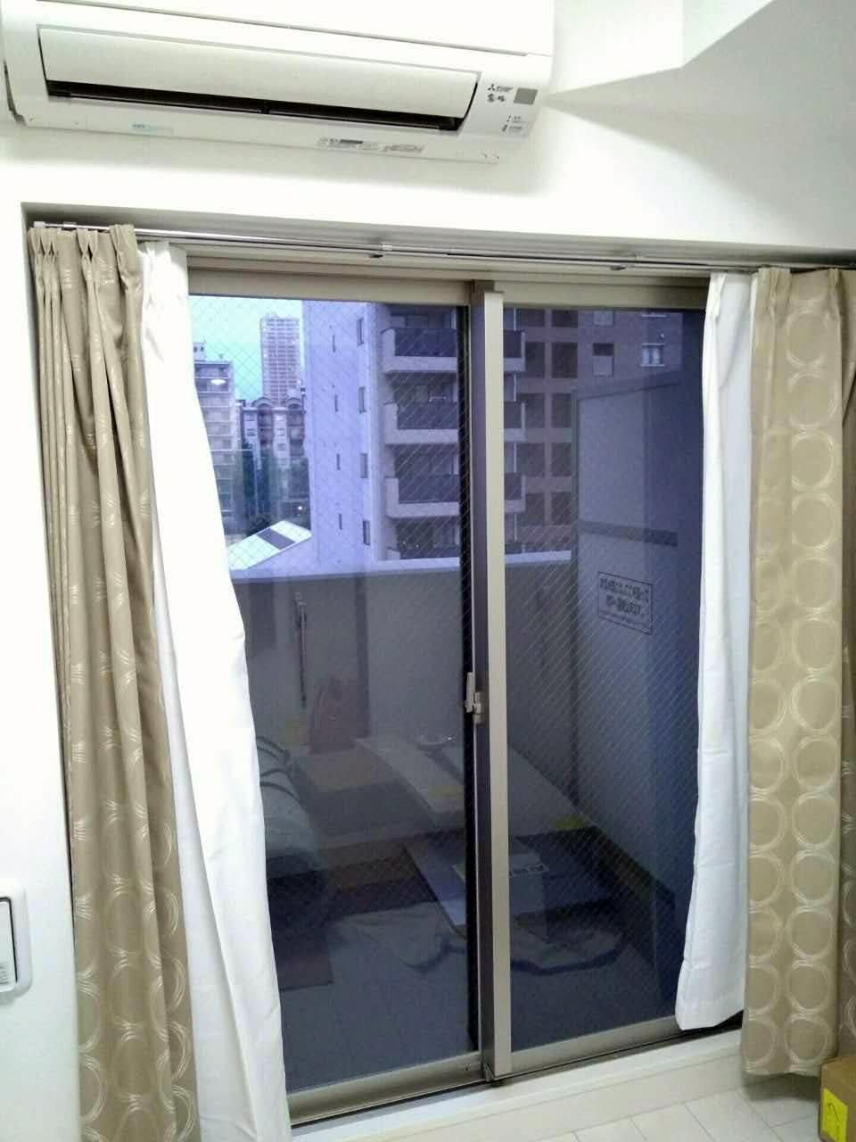 施工前(掃き出し窓)